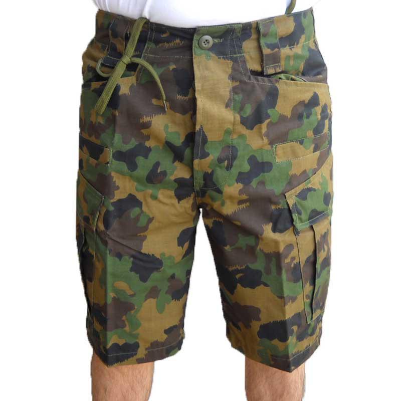 Bermuda pantaloncini uomo pantaloni corti mimetico militare mare corto  pantalone ... c773791a6b7d