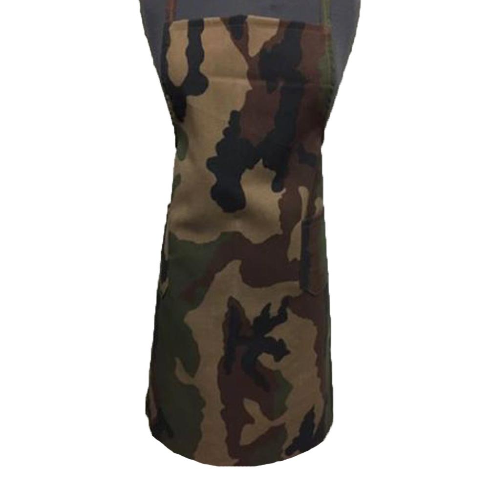 Grembiule camouflage mimetico militare cucina bar pub ristorante camo  parananza f6ea5cfa0fa1