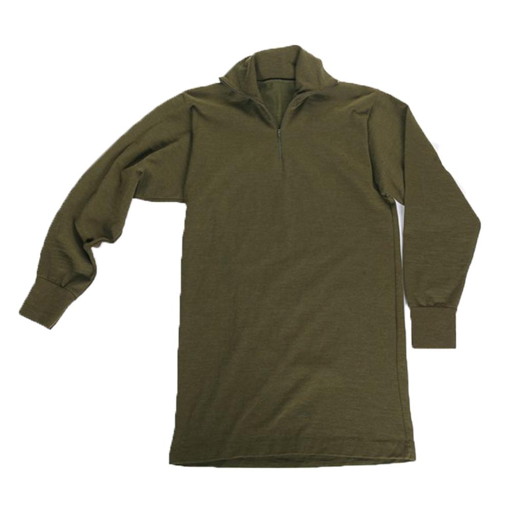 Lupetto esercito italiano maglia maglione collo alto zip nuovo lana  invernale 09b9b1ebc2d8