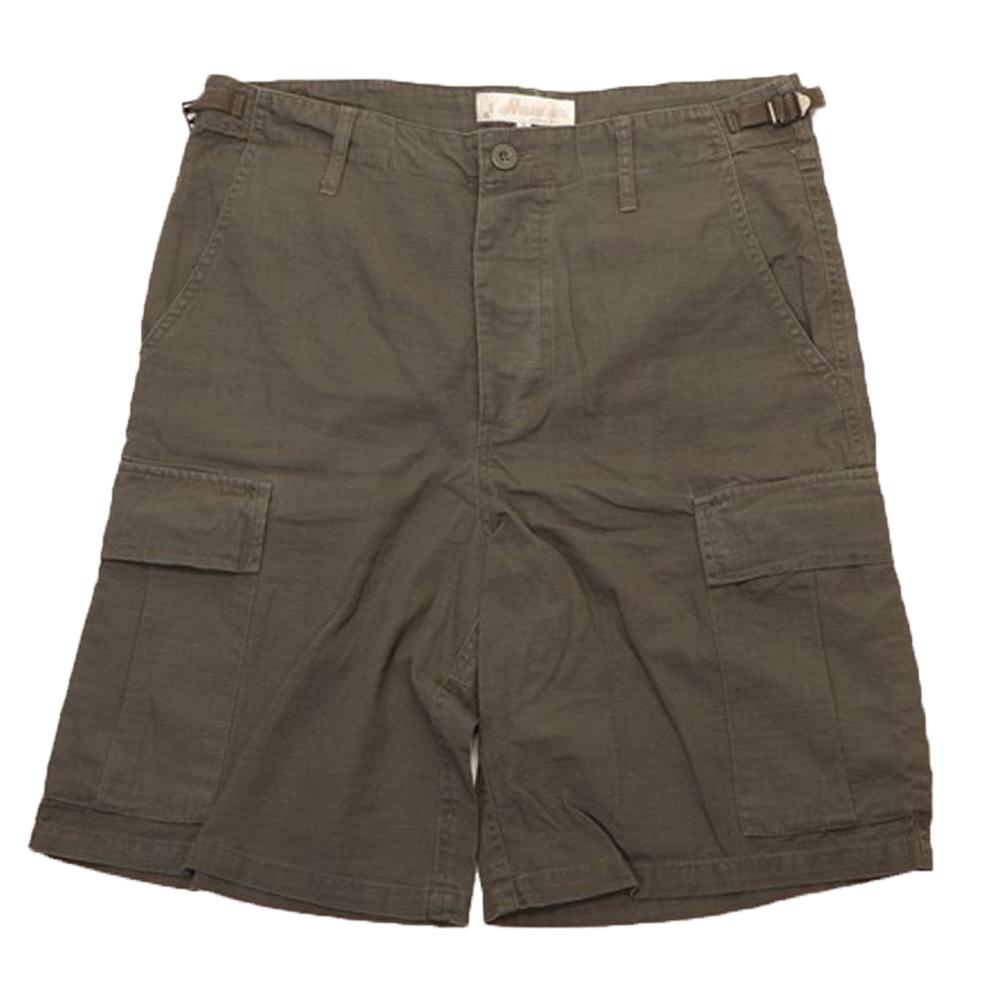 PANTALONCINI uomo BERMUDA pantaloni corti cargo cotone capri nero grigio beige