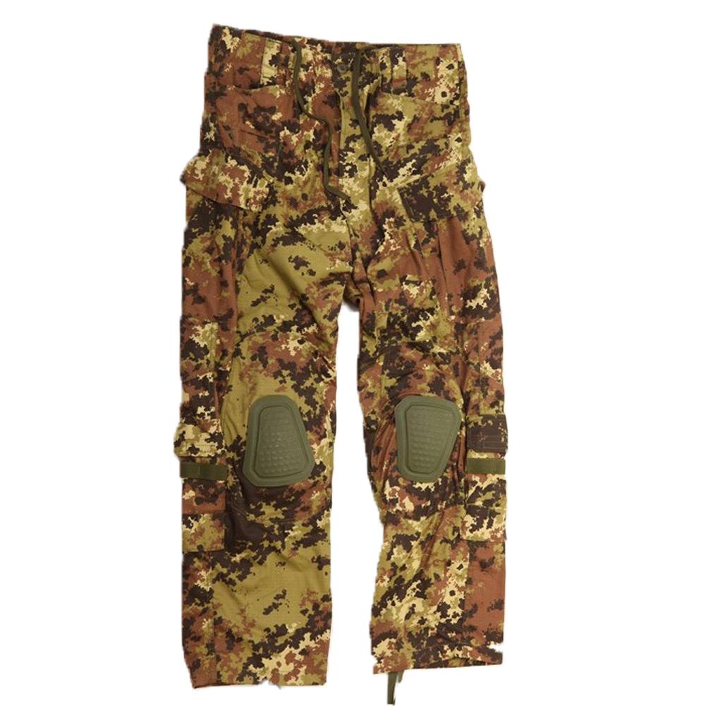PAN1653 Pantaloni fratelliditalia abbigliamento militare