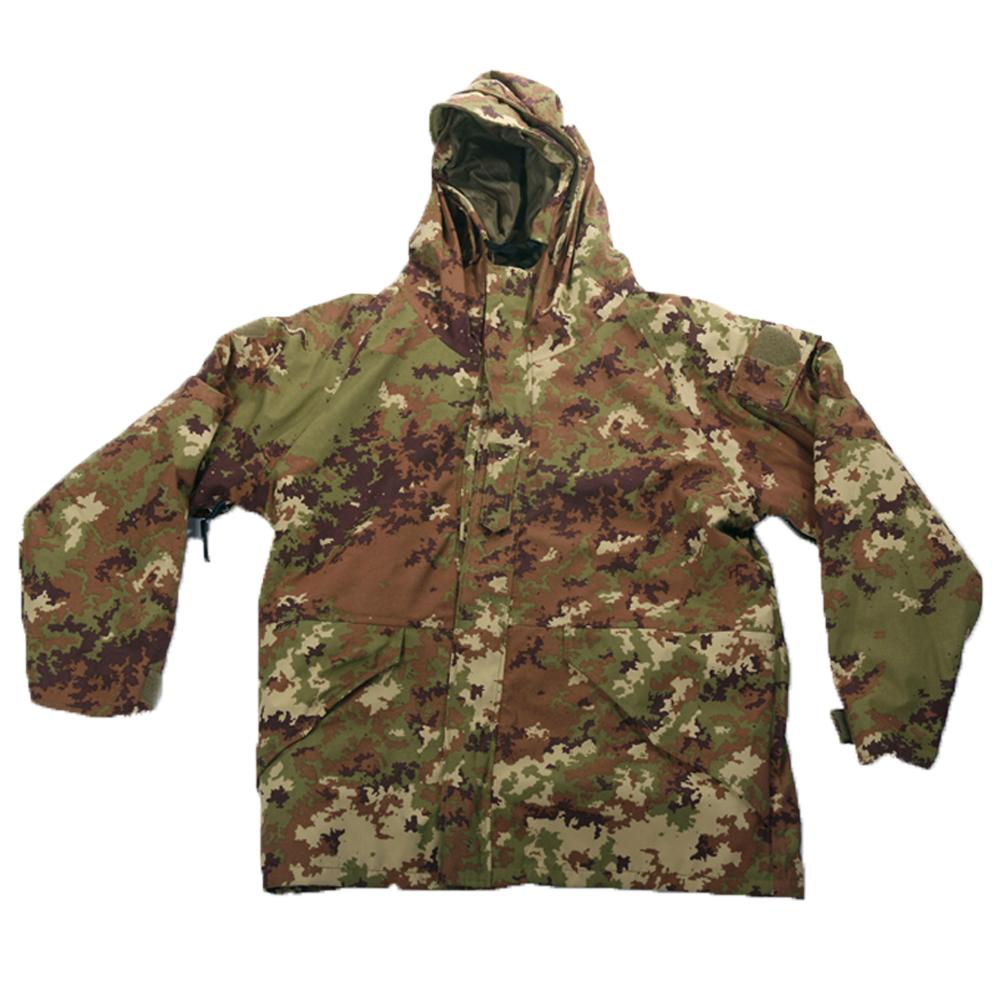 GIA1102 Parka fratelliditalia abbigliamento militare e