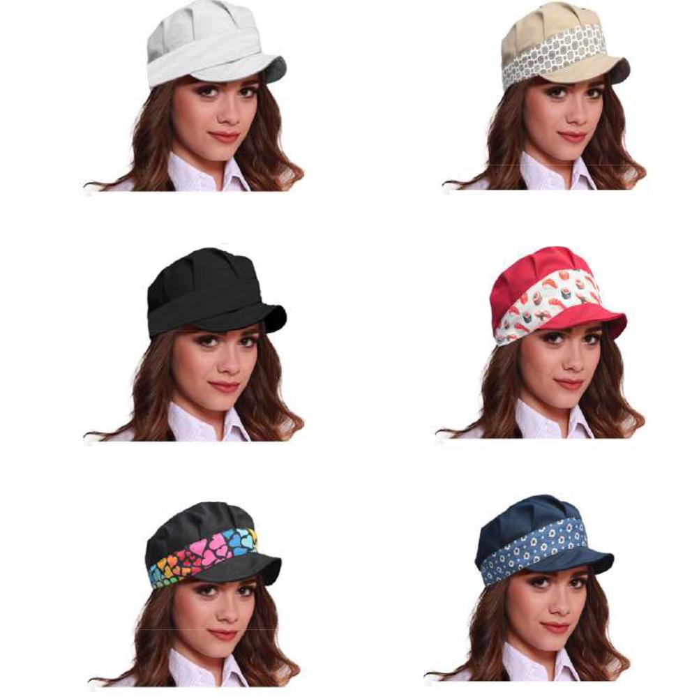 Cuffie E Cappelli | Cuffia Per Cameriera | Cappelli Da Lavoro