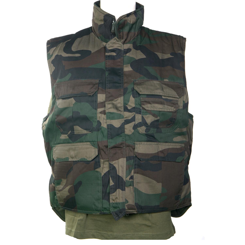 super popular 71196 df509 GIL1008 - Gilet - fratelliditalia abbigliamento militare e ...