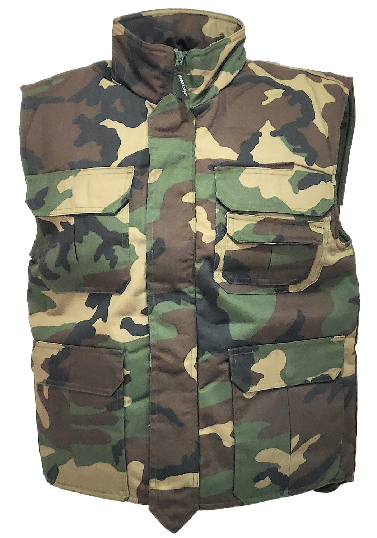 GIL1008 Gilet fratelliditalia abbigliamento militare e