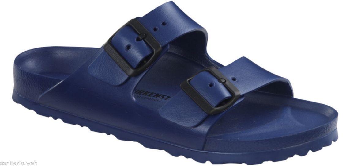 Ciabatte-gomma-antiscivolo-mare-piscina-uomo-donna-tedesche-Birkenstock-scarpe
