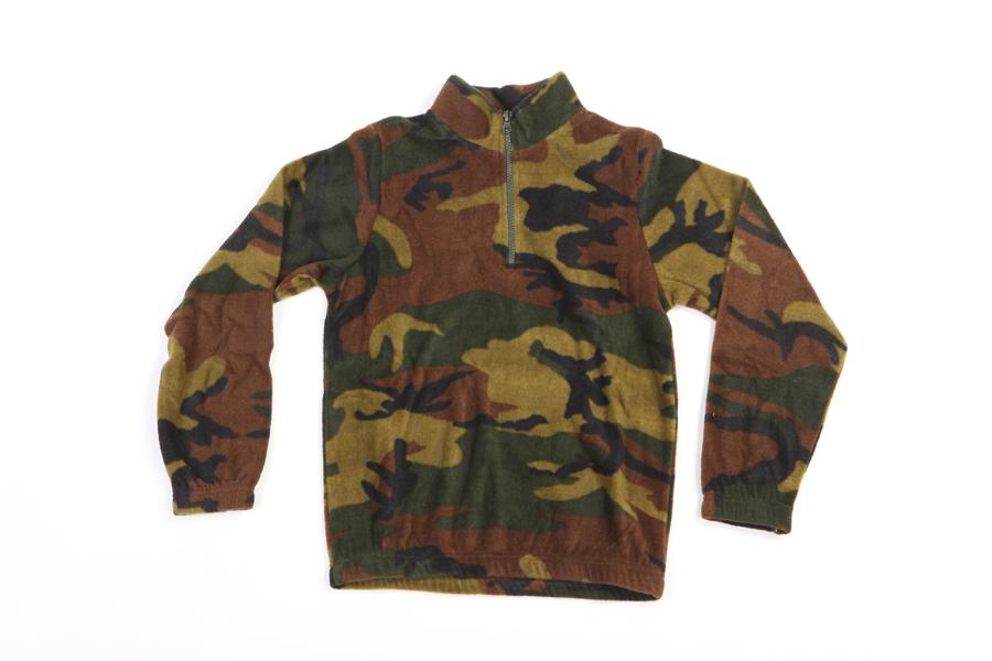 Fratelliditalia Camicia Flanella Esercito Italiano Anni 80