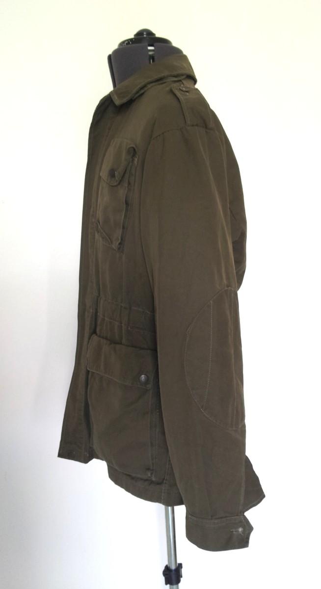 a472344e7be1b Giacca Esercito Italiano da combattimento anni 80 Verde Oliva Usata Tg S -  M - L - XL