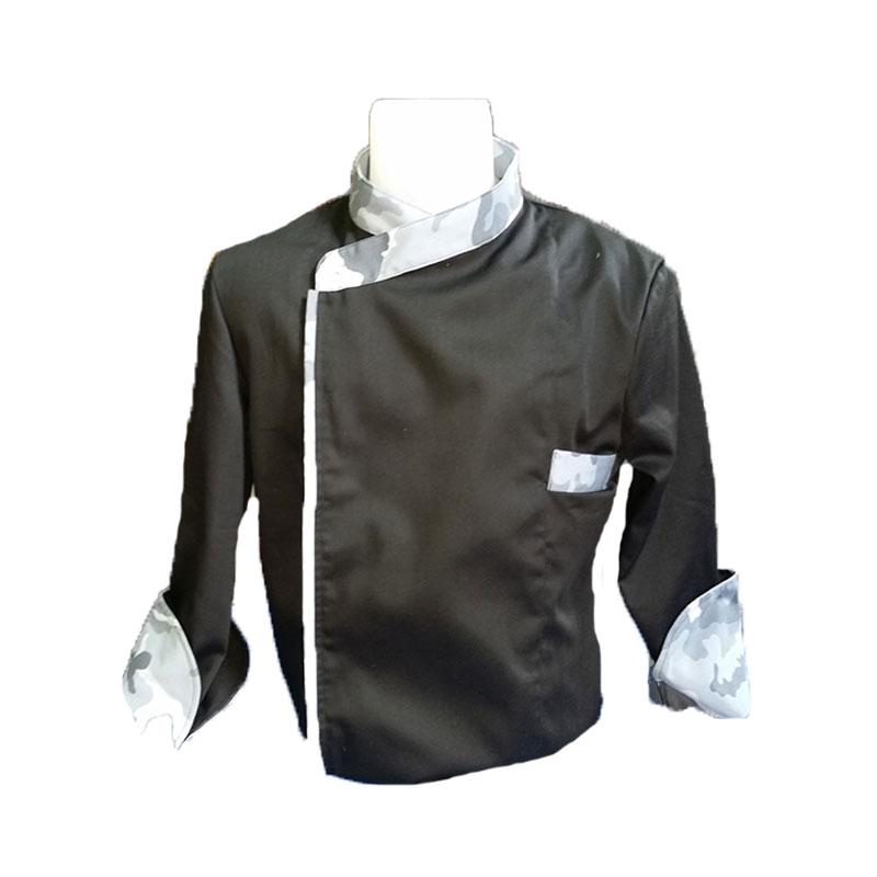 Giacca casacca divisa da cuoco mimetica chef cucina ristorazione pizzeria b74ab8030d97