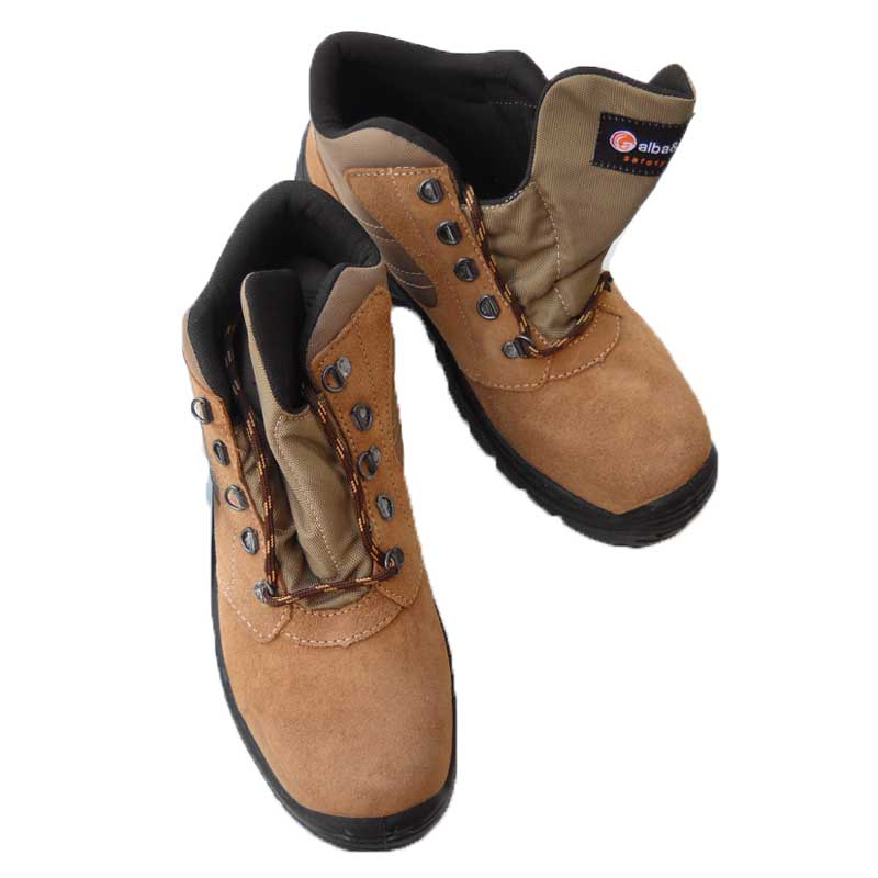 Boots shoes work cordura amphibian man safety safety standard