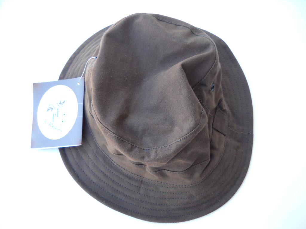 ... Cappello caccia pescatore impermeabile antipioggia cotone cerato pesca  berretto ... 31a94a74f6ab