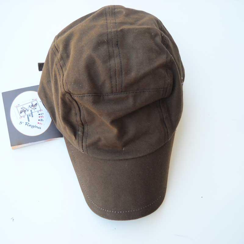 ... Cappello cappellino visiera sportivo pesca caccia montagna cerato  antipioggia ... f3833cd2b095
