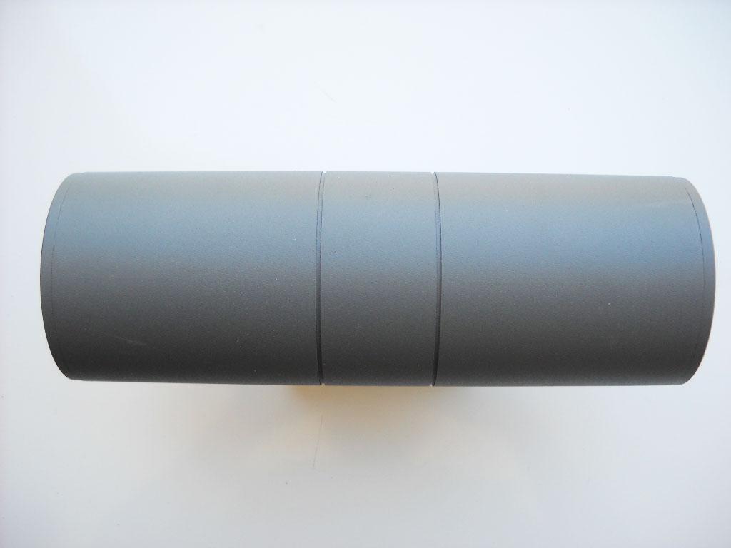 Applique round exterior interior lamp beam light wall indoor v e