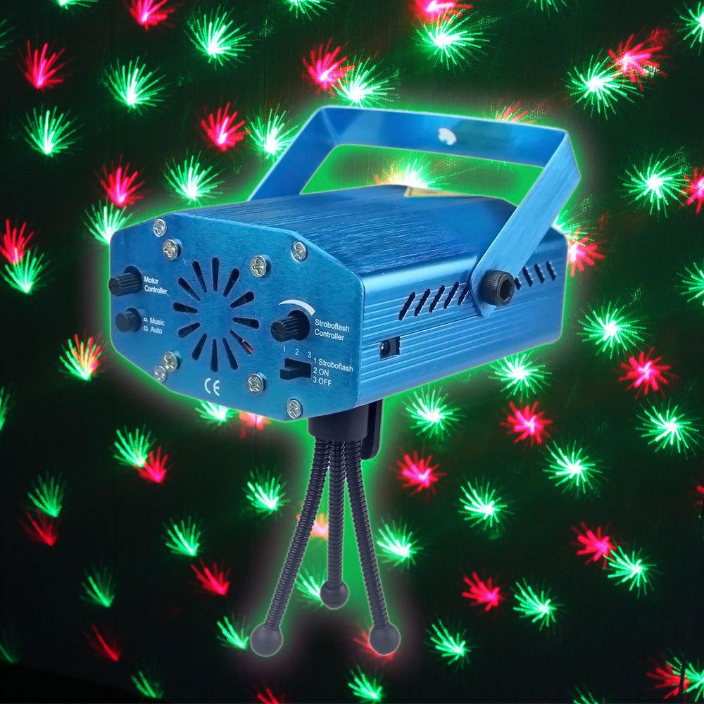 Mini Proiettore Laser Effetto Luci.Frt 000001386 Illuminazione Fratelliditalia
