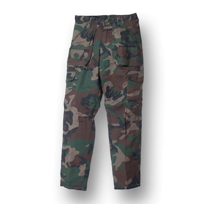 Fratelliditalia Pantalone Calzoni Large grossi Blu Verde Mimetico Oversize Taglie calibrate