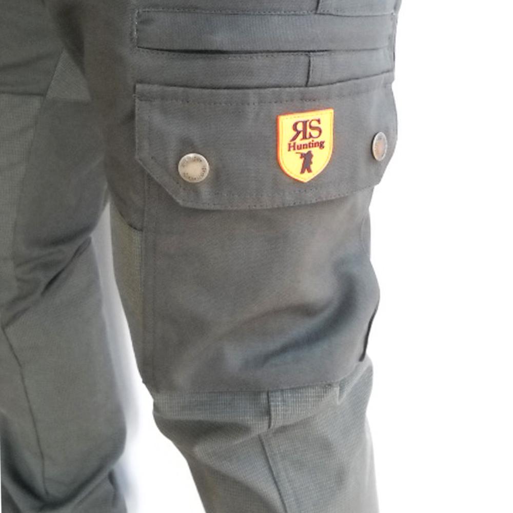 ccde54b3cfa2 ... Pantalone kevlar caccia abbigliamento ignifugo pesca antistrappo taglie  forti