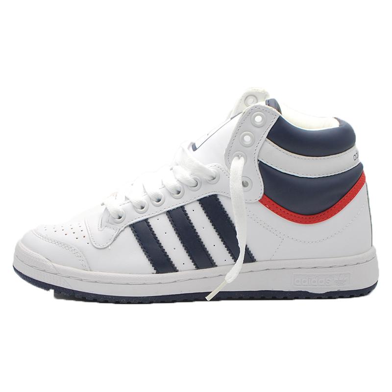 online store 935ad 281e0 ... Scarpe scarpette sneakers uomo adidas bianche palestra sport