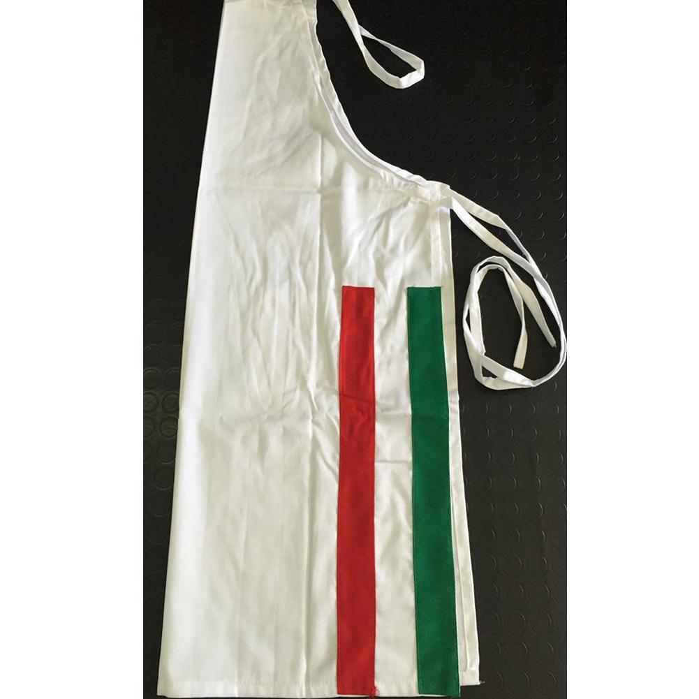 a61e06af68f ... Delantal de cocina tricolore italia italiano camisetas de la bandera de  restaurante y pizzería