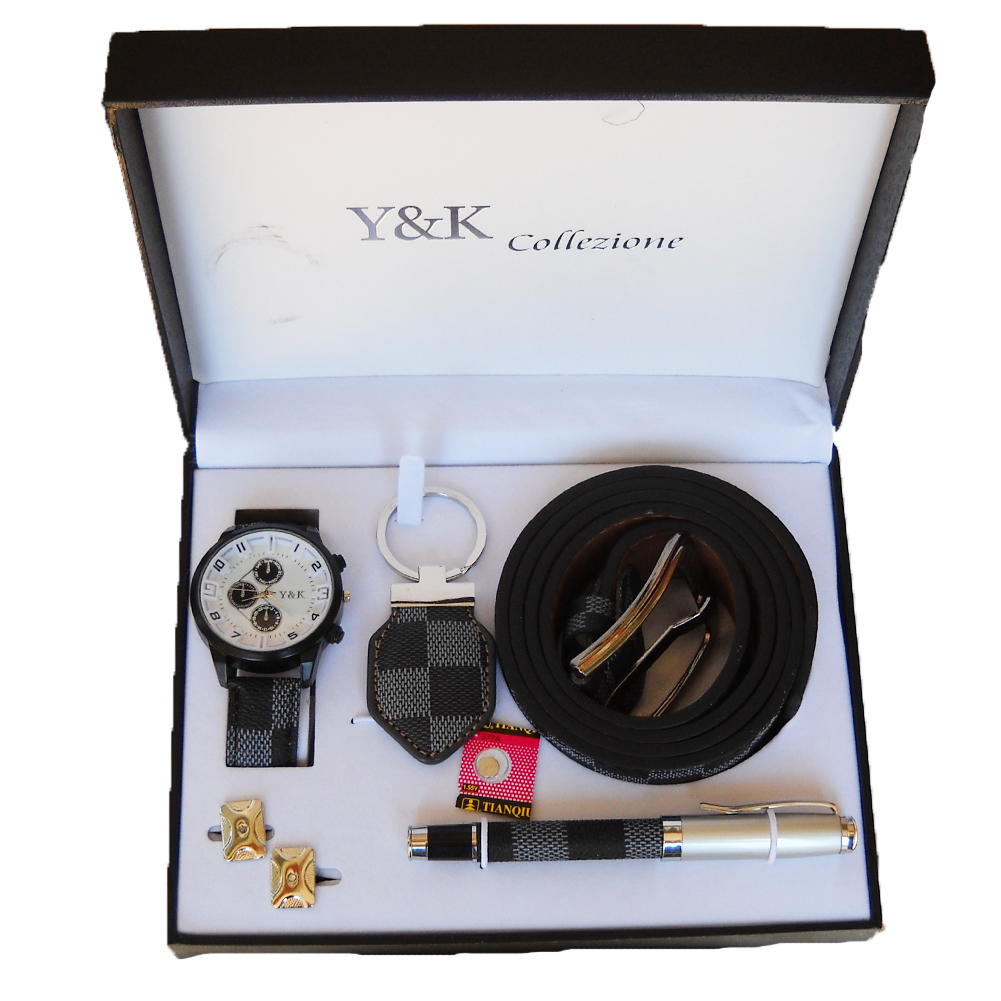 Box gift set kit strap watch keychain graduation birthday gift