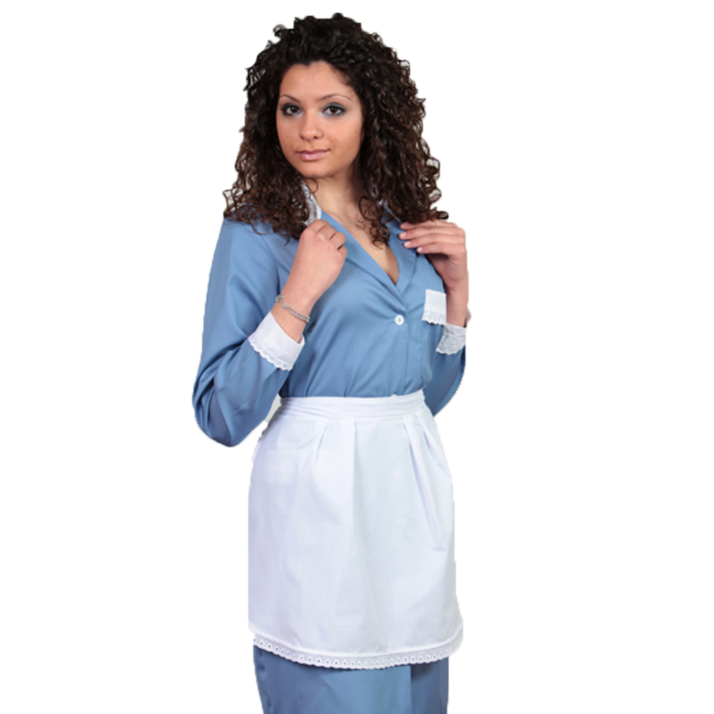 Apron, waitress, cleaning work company home attendant home classic