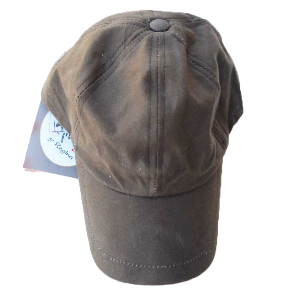 ... Cappello cappellino berretto caccia visiera baseball impermeabile  cerato uomo ... 57449f8916ad