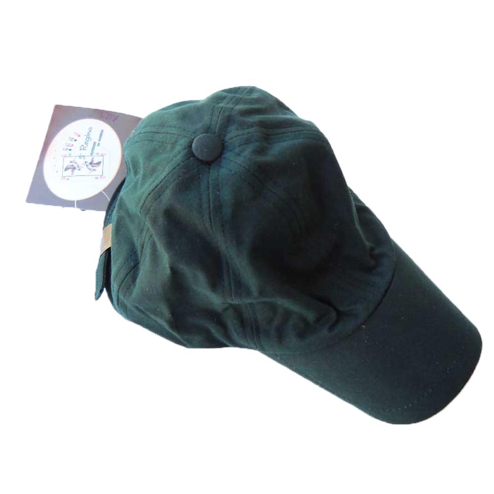 ... Cappello cappellino berretto caccia visiera baseball impermeabile  cerato uomo ... 3a482cbfdcef