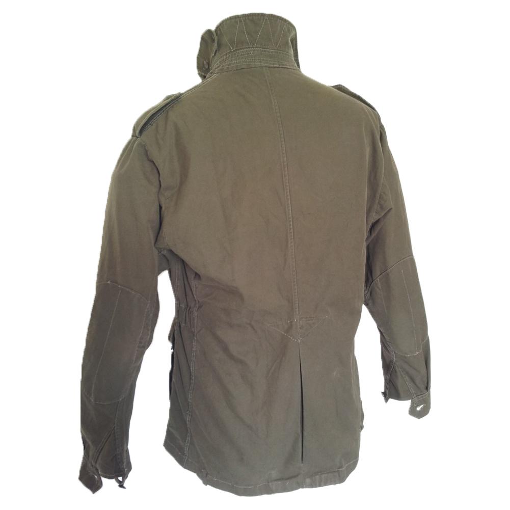 2ecaee78f81c4 ... Chaqueta de combate chaqueta militar soldado de los 80 ejército italiano  ...