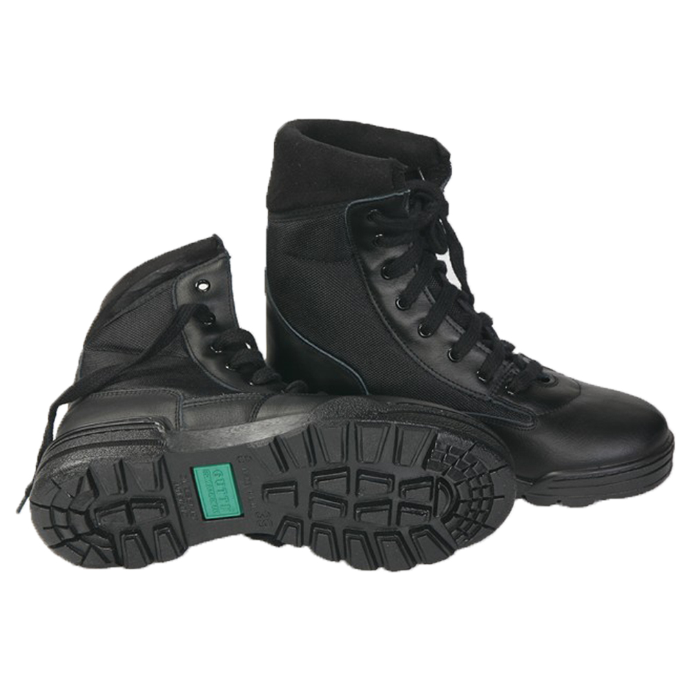 Anfibi vantech vigilante donna uomo made in italy soft air militari unisex