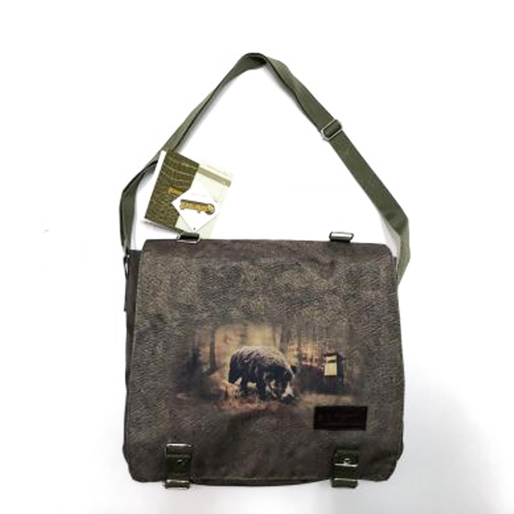 Holdall bag haversack wild boar hunting waterproof handbag shoulder strap