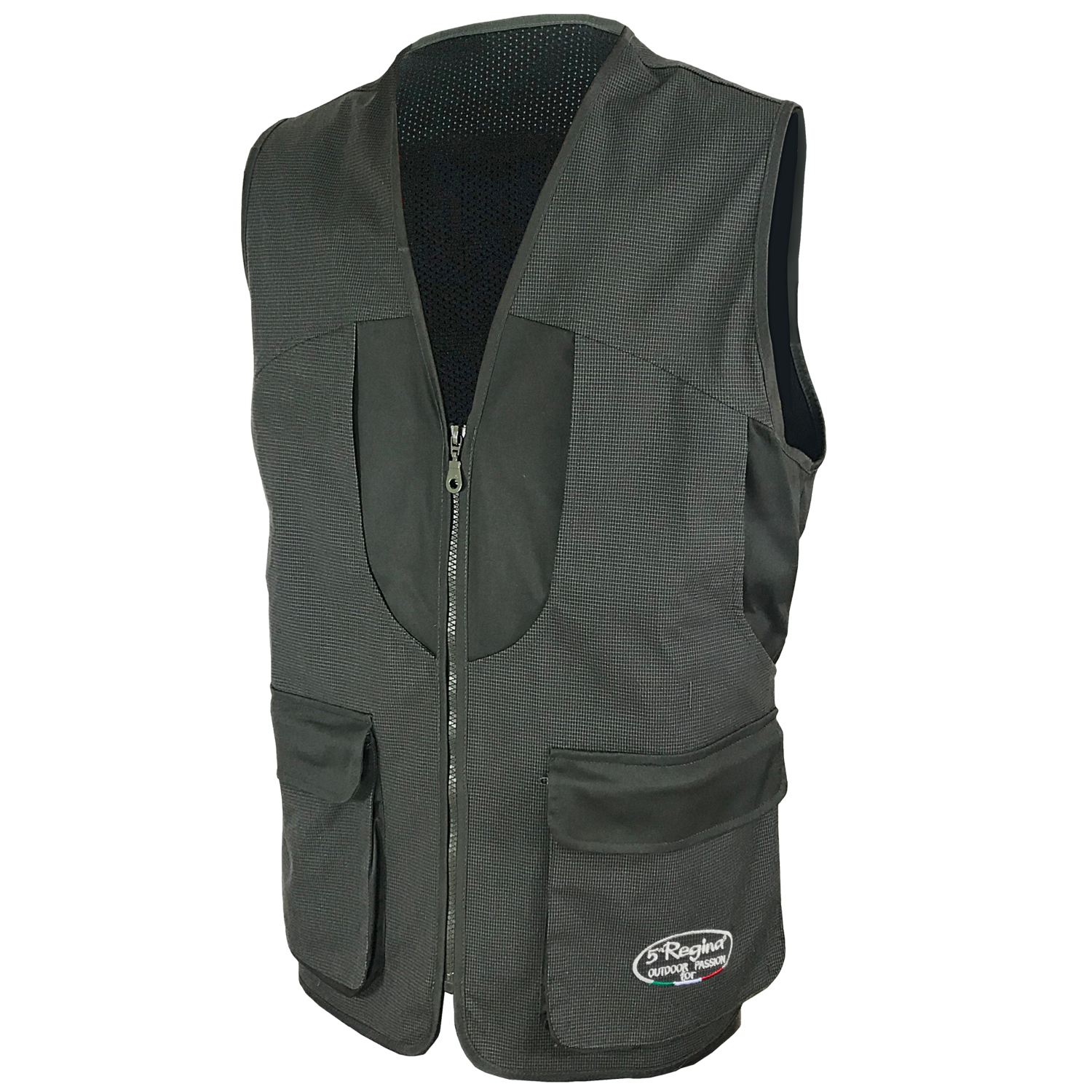 Sleeveless vest kevlar, ripstop, waterproof, tear-proof, rain-proof hunting