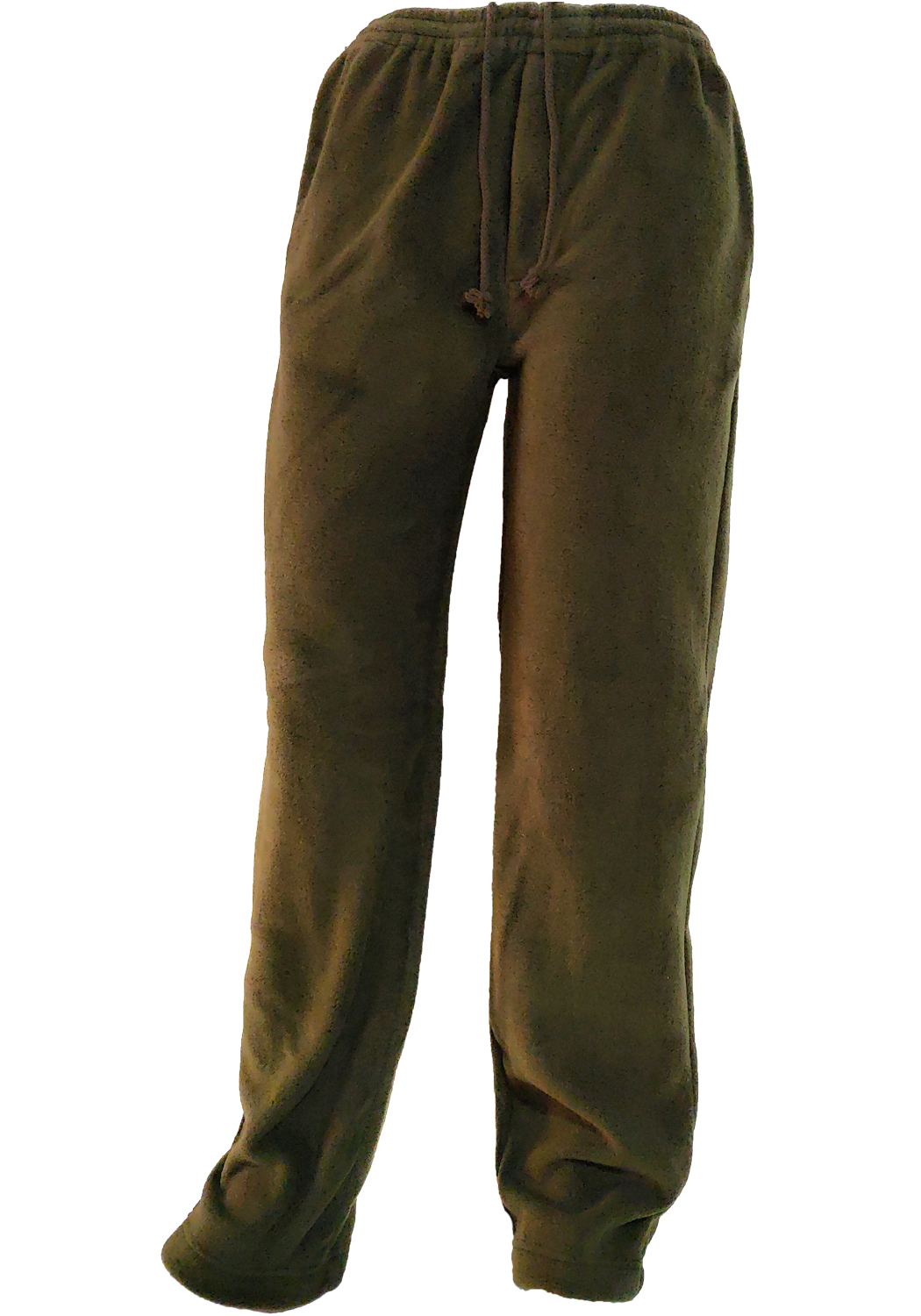 Pants fleece sport hunting comfortable warm lacing with adjustable pants