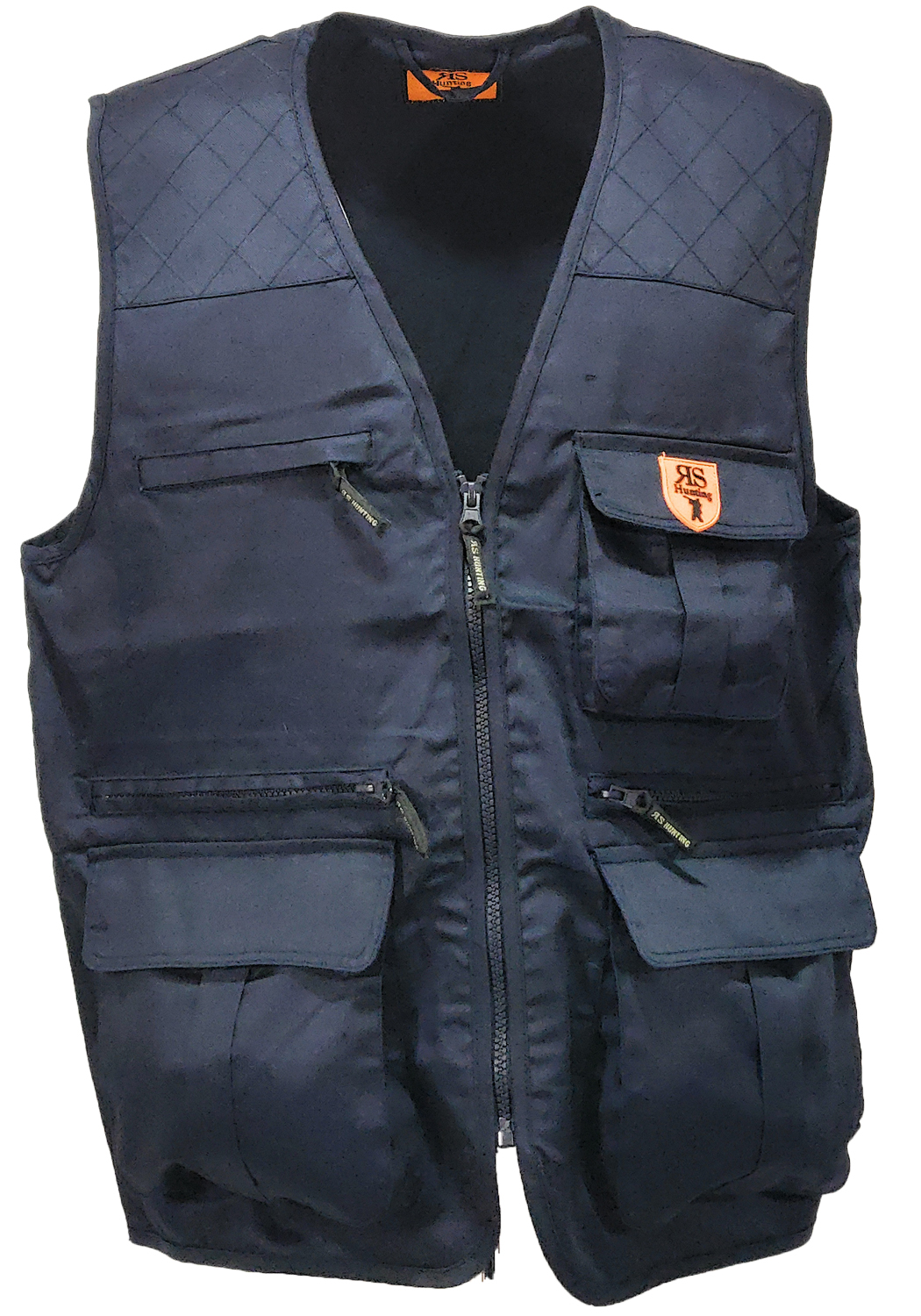 Fishing vest multipockets hunting fishing man cotton soft air tactical shooting