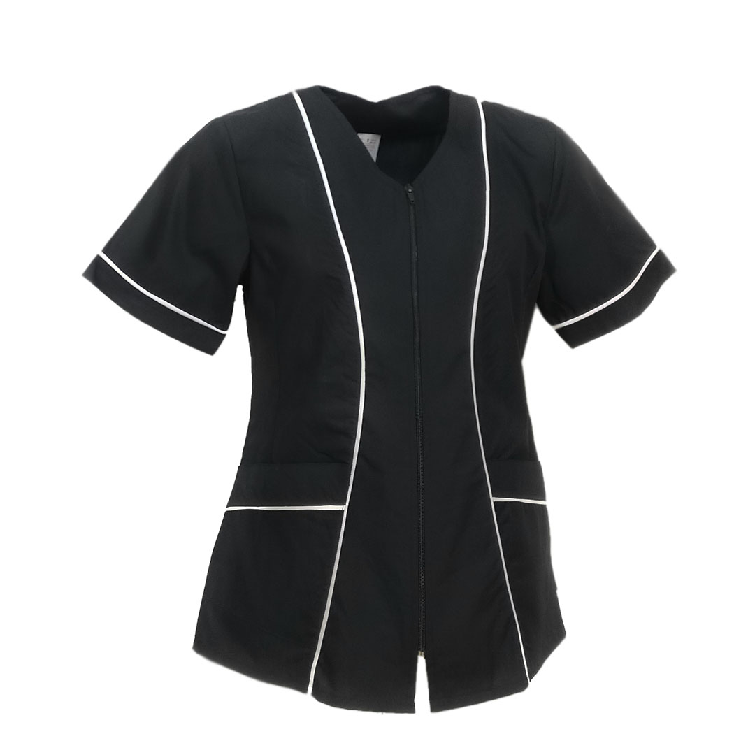 Shirts tunic beautician woman hairdresser health nurses oss work