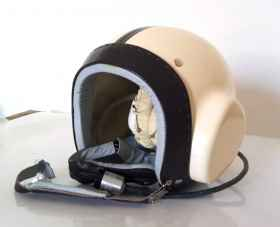 Helmet helmet elicotterista beige headset internal integrated microphone, sports