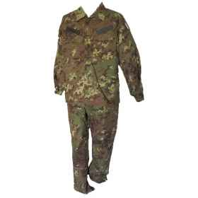 Camouflage army Italian vegatata from 46 to 56 full