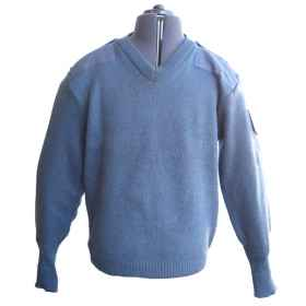 Knit sweater golf pullover aviation English in pure and warm wool