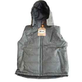 Gilet bodywarmer sleeveless padded winter baby child, baby winter warm