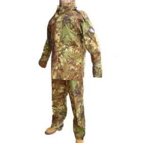 Parka full pants overalls military vegetated goretex waterproof
