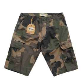 Bermuda shorts short man short pants summer sports military