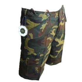 Bermuda shorts short camouflage sport fishing summer cotton man