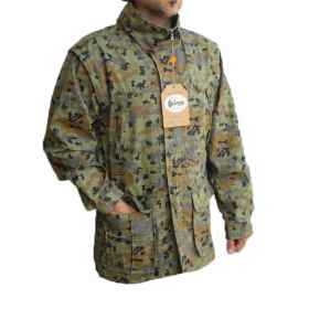 Parka jacket hunting fishing military sport man cap