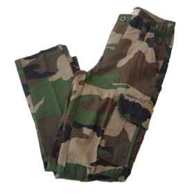 Pants child pants camouflage sports comfortable cotton pockets baby