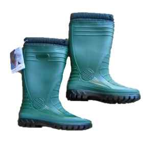 Boots ankle boots apres ski snow winter rain waterproof non-slip rubber