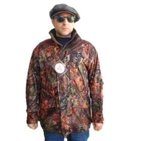 Parka jacket woodland forest w