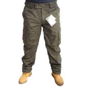 Pants pants sueded suede water