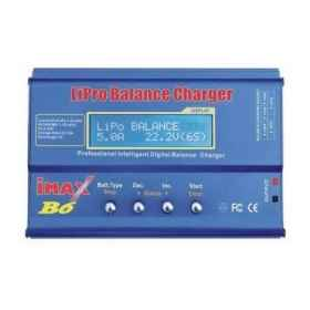 Imax b6 charger 12v x lipo nimh nicd lead charge and discharge