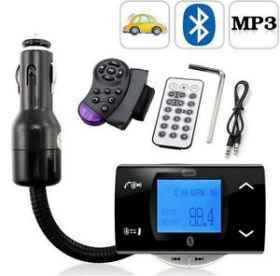 Handsfree bluetooth transmitte