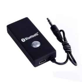 Ricevitore audio bluetooth jack 3.5mm aux per iphone ipad