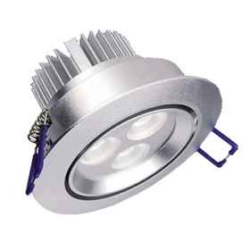 Led downlight recessed 3w aluminum model led low power consumption