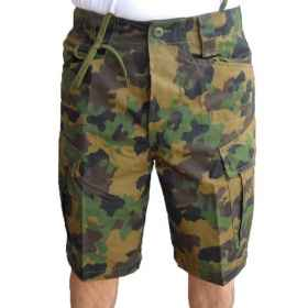 Bermuda shorts man short pants camouflage military sea short pants